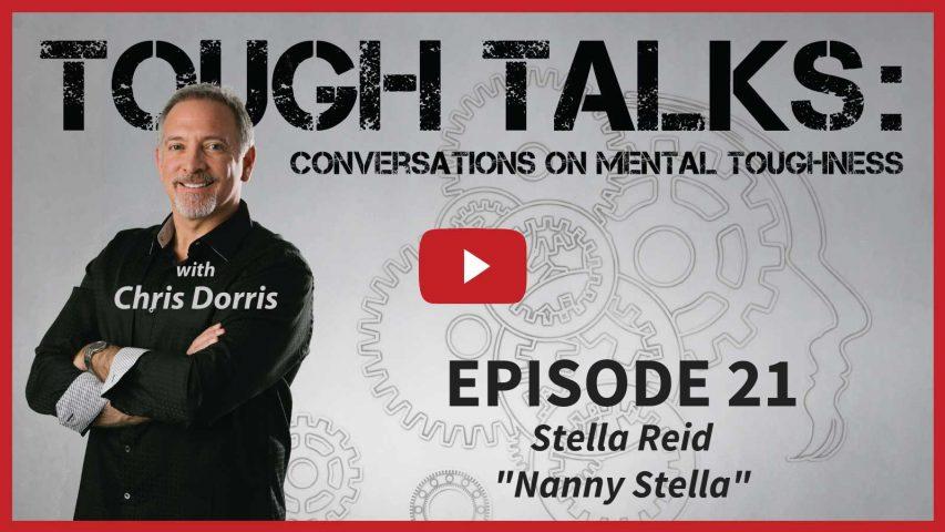 Tough Talks With Chris Dorris Stella Reid aka Nanny Stella