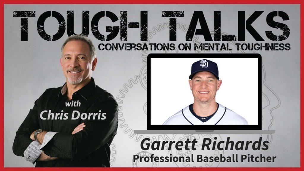 TOUGH TALKS - E031 - Garrett Richards