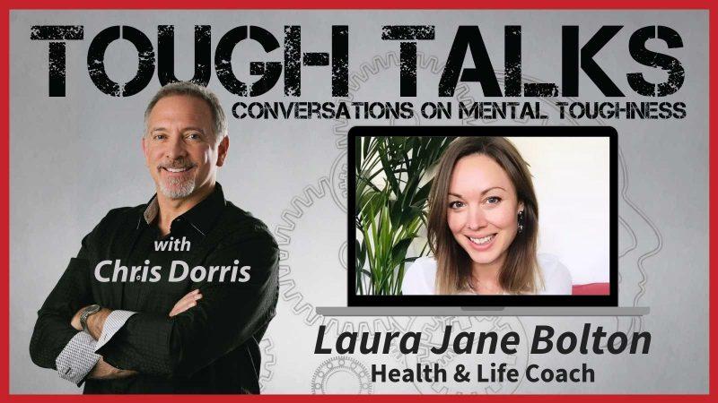 Tough Talks Cover - E033 - Laura Jane Bolton