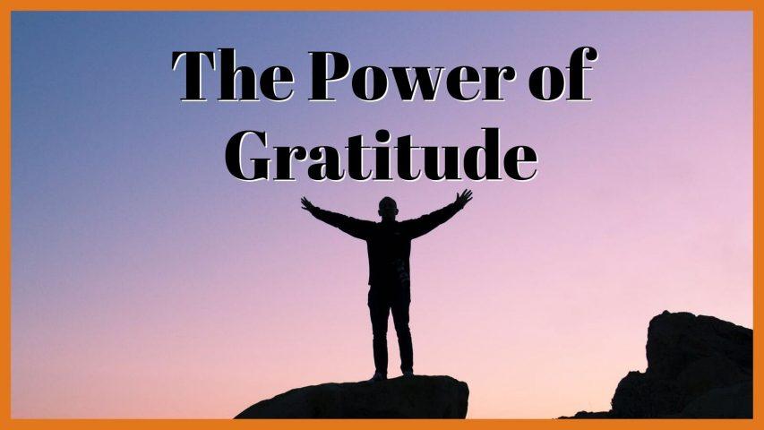 The Power of Gratitude Thumb - Dan Noma Jr and Chris Dorris