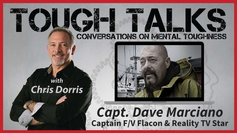 Tough Talks Cover - E034 - Wicked Tuna with Captain Dave Marciano