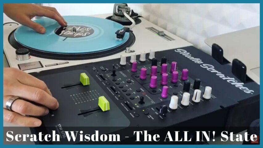 Scratch Wisdom - The ALL IN! State