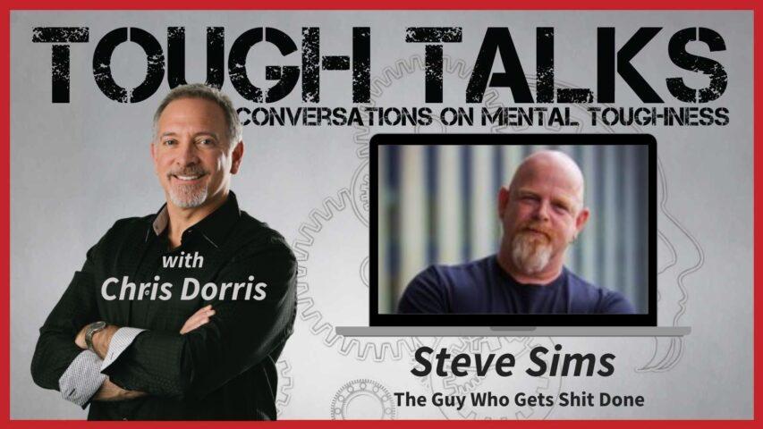 TOUGH TALKS - E076 - Bluefishing! with Steve Sims