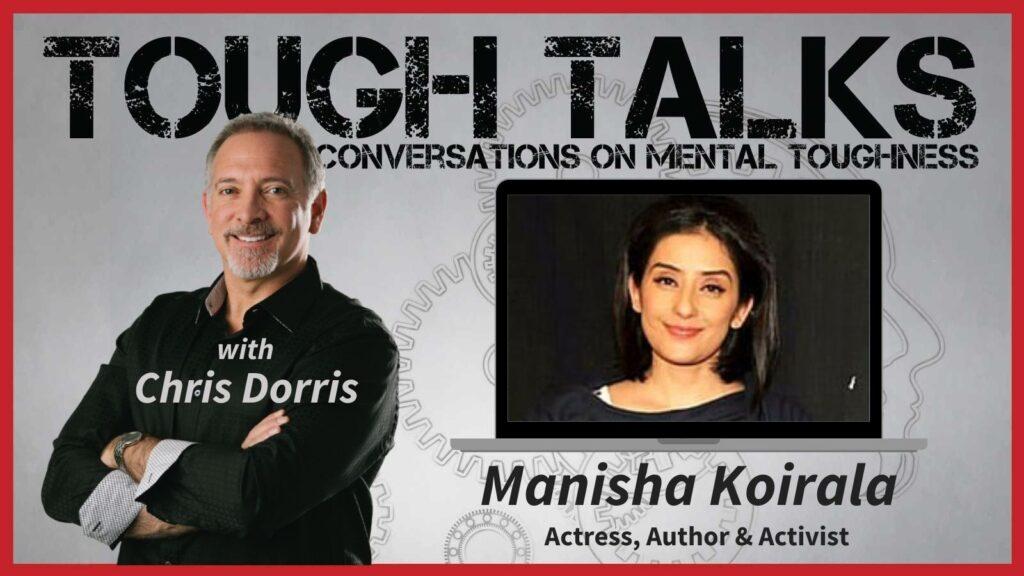 TOUGH TALKS - E077 - How Cancer Gave Manisha Koirala a New Life with Manisha Koirala