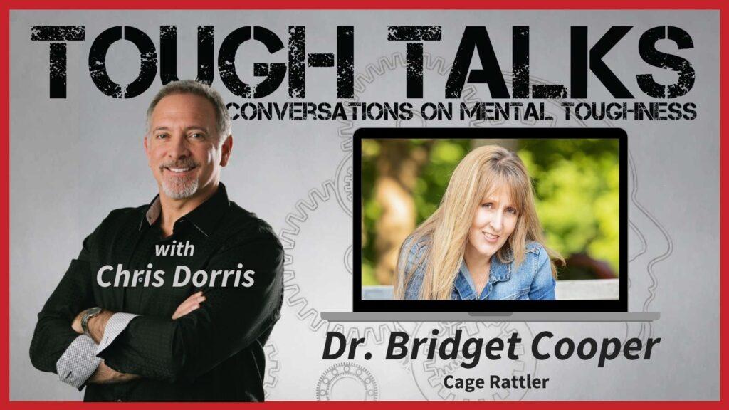 TOUGH TALKS - E078 - Be A Pain Rebel with Dr. Bridget Cooper