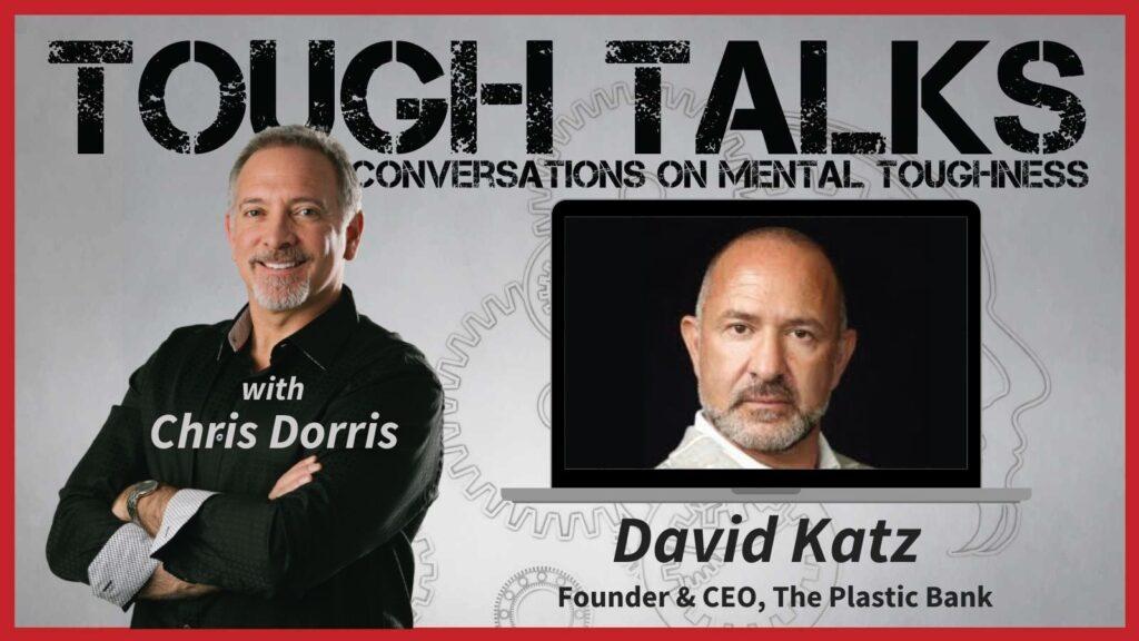 TOUGH TALKS - E079 - A World Without Waste, with David Katz